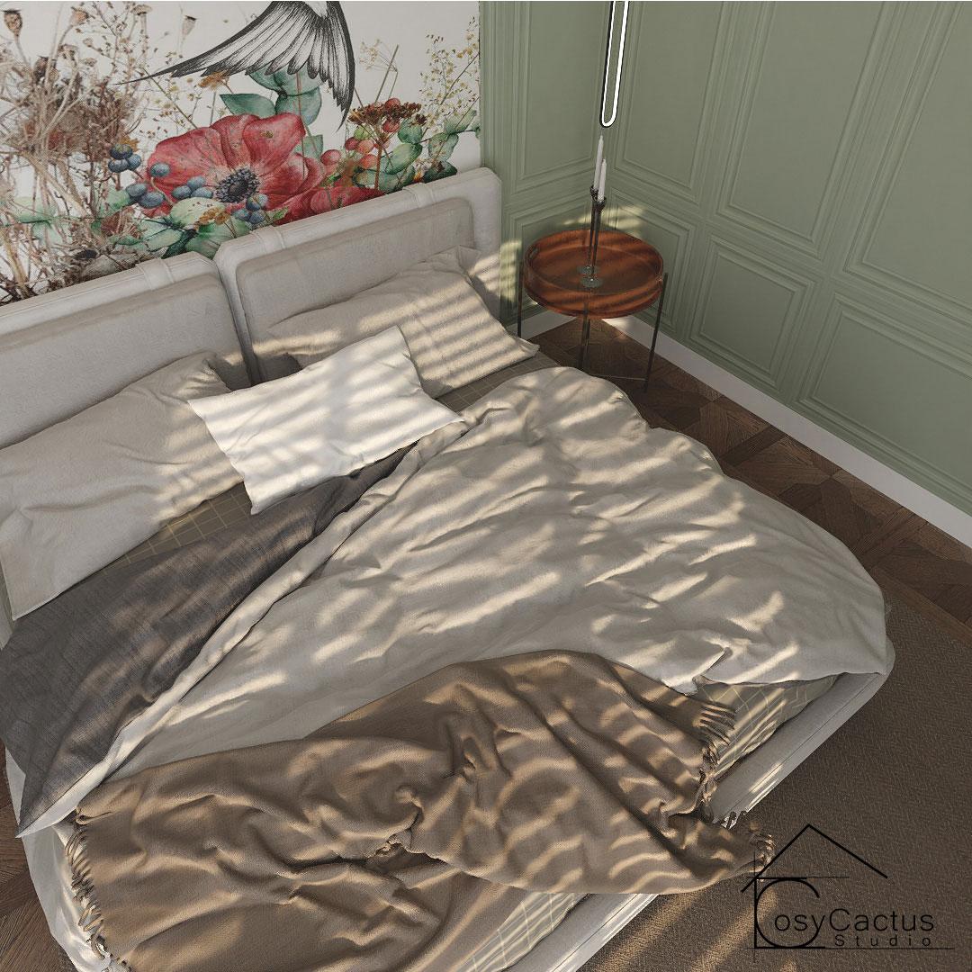 design dormitor apartament